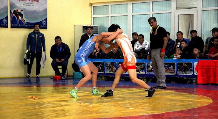 4023490770f9 8 wrestlers from Kyrgyzstan become best at international wrestling ...